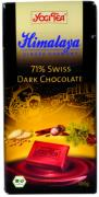 TABLETA DE CHOCOLATE NEGRO HIMALAYA 70 gr