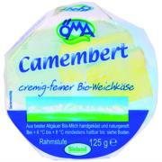 QUESO CAMEMBERT 200 gr